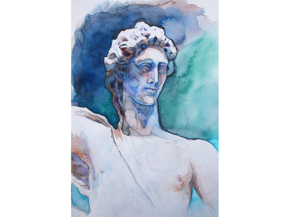 Apollo Watercolor